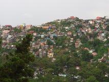 14. Juli 2013 Baguio-Stadt, auf der Insel Philippines' Luzon Lizenzfreie Stockfotos