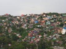 14. Juli 2013 Baguio-Stadt, auf der Insel Philippines' Luzon Stockfotografie