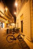 7 juli, 2013 Italië De stad van Salo op de kusten van Lake Lago Di Garda in de zomer, het gebied van Lombardije royalty-vrije stock afbeeldingen