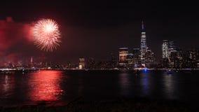 Juli 4th 2018 - New York, NY fotografering för bildbyråer