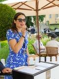 Julia Bauer royalty-vrije stock foto's
