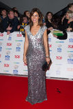 Julia Bradbury. Arriving for the National TV Awards 2014, at the O2, London. 22/01/2014 Picture by: Dave Norton / Featureflash Royalty Free Stock Photography