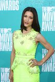 Julia Jones at the 2012 MTV Movie Awards Arrivals, Gibson Amphitheater, Universal City, CA 06-03-12 Royalty Free Stock Photo