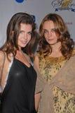 Julia Lescova and Kira Dikhtyar  Stock Images