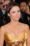 Julia Louis-Dreyfus. At the 64th Annual Golden Globe Awards at the Beverly Hilton Hotel. January 15, 2007 Beverly Hills, CA Picture: Paul Smith / Featureflash Stock Photos