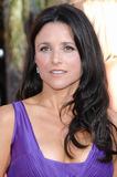 Julia Louis-Dreyfus. At the 59th Primetime Emmy Awards at the Shrine Auditorium. September 16, 2007 Los Angeles, CA Picture: Paul Smith / Featureflash Royalty Free Stock Photography