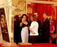 Julia Louis-Dreyfus Lizenzfreies Stockbild