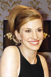 Julia Roberts. Picture of Julia Roberts at Madame Tussauds Royalty Free Stock Photo