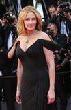 Julia Roberts assiste au ` de monstre d'argent de ` Photo libre de droits