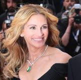 Julia Roberts assiste au ` de monstre d'argent de ` Photo stock