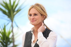 Julia Roberts. Attends the 'Money Monster' photocall during the 69th annual Cannes Film Festival at the Palais des Festivals on May 12, 2016 in Cannes, France Royalty Free Stock Photo