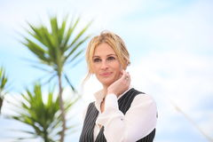 Julia Roberts. Attends the 'Money Monster' photocall during the 69th annual Cannes Film Festival at the Palais des Festivals on May 12, 2016 in Cannes, France Stock Photo