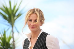 Julia Roberts. Attends the 'Money Monster' photocall during the 69th annual Cannes Film Festival at the Palais des Festivals on May 12, 2016 in Cannes, France Royalty Free Stock Images