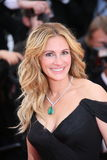 Julia Roberts. Attends the 'Money Monster' Premiere during the 69th annual Cannes Film Festival on May 12, 2016 in Cannes, France Stock Images