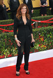 Julia Roberts. LOS ANGELES, CA - JANUARY 25, 2015: Julia Roberts at the 2015 Screen Actors Guild  Awards at the Shrine Auditorium Stock Images