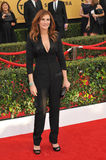 Julia Roberts. LOS ANGELES, CA - JANUARY 25, 2015: Julia Roberts at the 2015 Screen Actors Guild  Awards at the Shrine Auditorium Royalty Free Stock Image