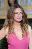 Julia Roberts. LOS ANGELES, CA - JANUARY 18, 2014: Julia Roberts at the 20th Annual Screen Actors Guild Awards at the Shrine Auditorium Royalty Free Stock Photography