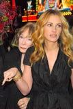 Julia Roberts, Shirley Maclaine, walentynka dzień Zdjęcia Royalty Free