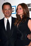 Julia Roberts, Tom Hanks Stock Photography
