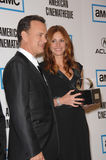 Julia Roberts,Tom Hanks Stock Images