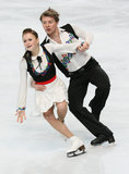 Julia ZLOBINA / Alexei SITNIKOV (AZE) Stock Photo