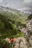 Julian Alpen, Slovenië Royalty-vrije Stock Afbeelding