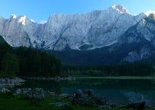 Julian Alps Imagenes de archivo