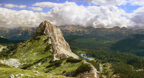 The Julian Alps Stock Images