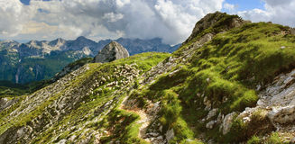 Julian Alps Stock Photo