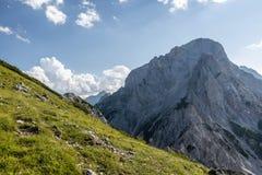 Julian Alps en el verano 2018 fotos de archivo
