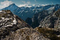 Julian Alps II Fotografia Stock