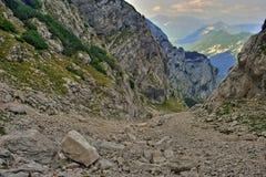 Julian Alps III , Parco nazionale di Triglav Fotografia Stock