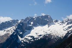 Julian Alps Peaks Stockfoto