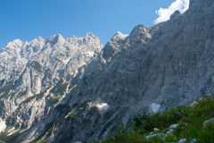 Julian Alps in Slovenia Royalty Free Stock Images