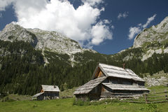 Julian Alps, Slovenia Royalty Free Stock Images