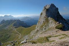 Julian Alps ,Slovenia Royalty Free Stock Photos