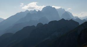 Julian Alps ,Slovenia Royalty Free Stock Photography