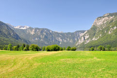 Julian Alps, Slovenia Royalty Free Stock Photo