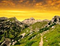 Julian Alps, Slovenia Stock Images