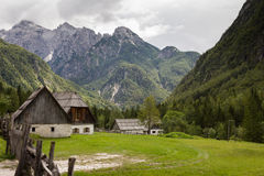 Julian Alps, Slovenia Stock Image