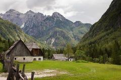Julian Alps, Slovenia Stock Image