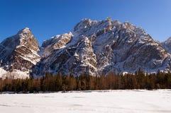Julian Alps in valle di Saisera - Friuli Italia Immagini Stock