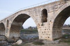 Julian Bridge, Bonnieux Village Royalty Free Stock Photography