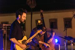 Julian Lage Live 001 stock images