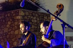 Julian Lage Live 0041 stock photography