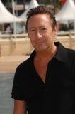 Julian Lennon stock foto