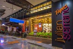 Julian Serrano restaurant Royalty Free Stock Photography