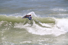 Julian Wilson Surfing Royalty Free Stock Images