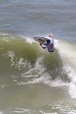 Julian Wilson Surfing Royalty Free Stock Photos