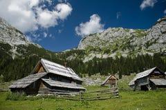 Julianische Alpen, Slowenien Stockfoto